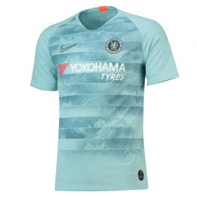 Chelsea Third Stadium Shirt 2018-19 with David Luiz 30 printing