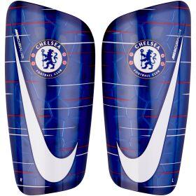 Chelsea Mercurial Lite Shin Guards - Blue