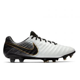 Nike Tiempo Legend 7 Elite SE Firm Ground Football Boots - White