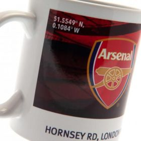 Чаша ARSENAL Mug Ozil and Sanchez PKS