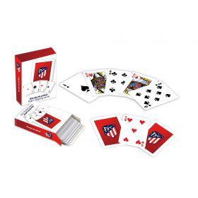 Atlético de Madrid Playing Poker Cards