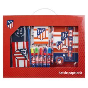 Atlético de Madrid Stationery Set - 20 Pieces