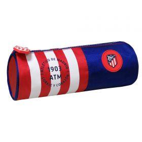 Atlético de Madrid Tube Pencil Case - 22 x 8 x 8cm