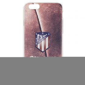 Atlético de Madrid iPhone 6/6S Because They Fight Like Brothers Crest Phone Case