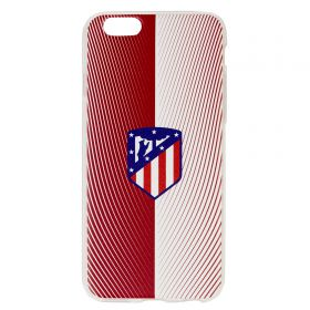 Atlético de Madrid iPhone 6/6S Crest Phone Case - Retro