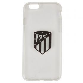 Atlético de Madrid iPhone 6/6S Crest Phone Case - Transparent