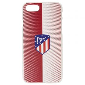 Atlético de Madrid iPhone 7/8 Crest Phone Case - Retro
