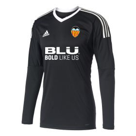 Valencia CF Goalkeeper Shirt 2017-18 - Black