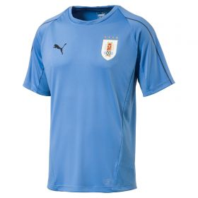 Uruguay Training Jersey - Lt Blue