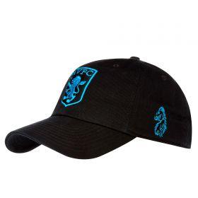 Aston Villa Cap - Black/Blue