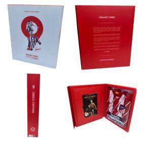 Atlético de Madrid Fernando Torres - Signed Shirt and Book Pack