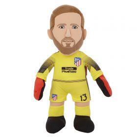 Atlético de Madrid Jan Oblak Plush Doll - 25cm
