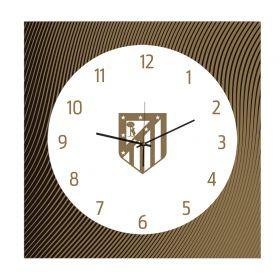 Atlético de Madrid Vintage Wall Clock - 30 x 30cm