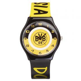BVB Analogue Watch - Black-Yellow - Kids