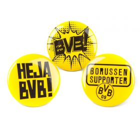 BVB Button Badge Set - 3 Pack