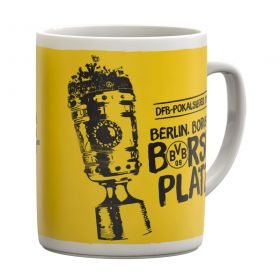 BVB DFB Pokal 2017 Winners Mug