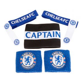 Chelsea Football Accessories Set
