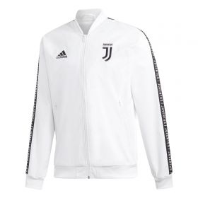 Juventus Anthem Jacket - White