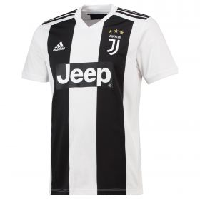 Juventus Home Shirt 2018-19 with Ronaldo 7 printing