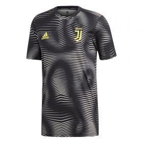 Juventus Pre Match Shirt - Black