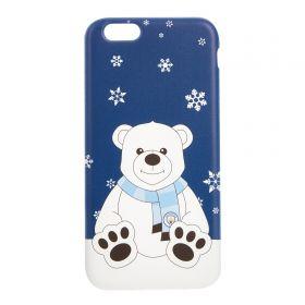 Manchester City Christmas Polar Bear iPhone 6-6S Phone Case