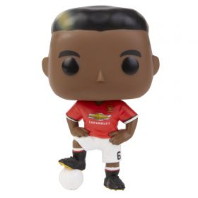 Manchester United Paul Pogba Pop Vinyl Collectible Figure