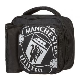 Manchester United React Lunch Bag with Bottle Holder