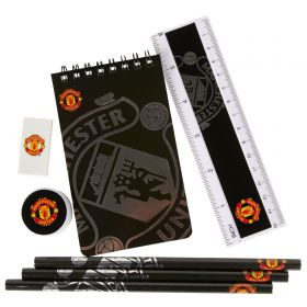 Manchester United React Starter Stationery Set