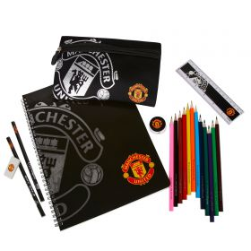 Manchester United React Ultimate Stationery Set