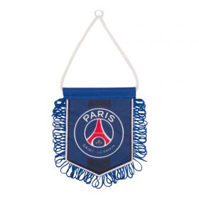 Paris Saint-Germain Crest Pennant