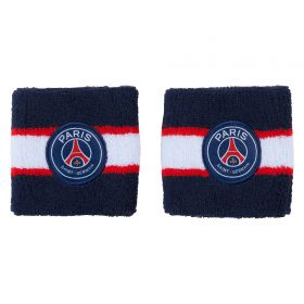Paris Saint-Germain Crest Wristband