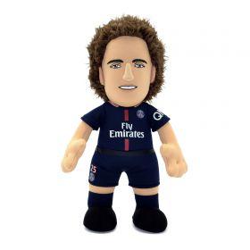 Paris Saint-Germain Poupluche Adrien Rabiot - 2017-18 Soft Toy - Home Kit