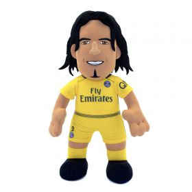 Paris Saint-Germain Poupluche Edinson Cavani - 2017-18 Soft Toy - Away Kit