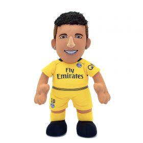 Paris Saint-Germain Poupluche Neymar Jr - 2017-18 Soft Toy - Away Kit