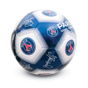 Paris Saint-Germain Signature football - Size 5