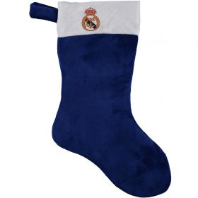 Real Madrid Christmas Stocking