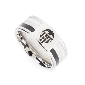 Valencia CF Crest Ring - Stainless Steel