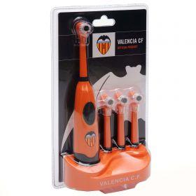 Valencia CF Electric Toothbrush Set