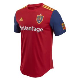 Real Salt Lake Authentic Home Shirt 2018
