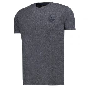 Everton Tonal T-Shirt - Navy