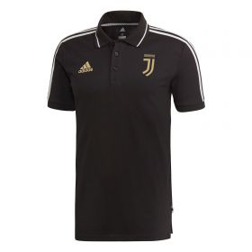 Juventus Training Polo - Black