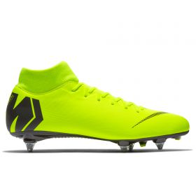 Nike Mercurial Superfly 6 Academy Soft Ground Pro Football Boots - Yellow