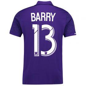 Orlando City SC Home Shirt 2017-18 with Barry 13 printing