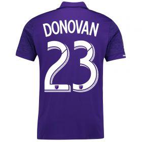 Orlando City SC Home Shirt 2017-18 with Donovan 23 printing