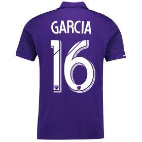 Orlando City SC Home Shirt 2017-18 with Garcia 16 printing