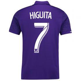 Orlando City SC Home Shirt 2017-18 with Higuita 7 printing