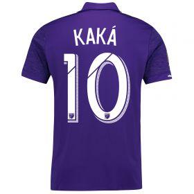 Orlando City SC Home Shirt 2017-18 with Kaká 10 printing