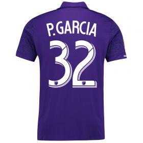 Orlando City SC Home Shirt 2017-18 with Perez Garcia 32 printing
