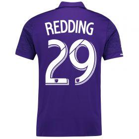 Orlando City SC Home Shirt 2017-18 with Redding 29 printing