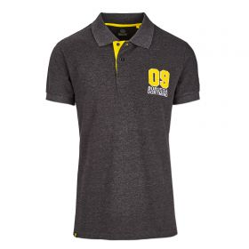 BVB 09 Polo T-shirt - Black - Mens